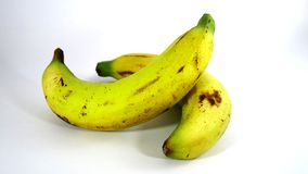 Banany są brudni obraz royalty free