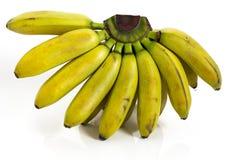 Banas exotiques de fruit Photographie stock libre de droits