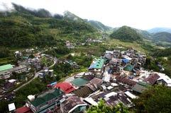 Banaue -菲律宾 图库摄影