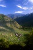 Banaue Philippinen stockfoto