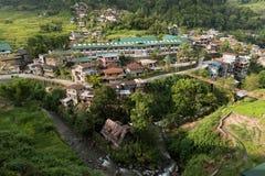 Banaue, Philippines. Royalty Free Stock Photography