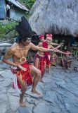 Ifugao ethnic minority in the Philippines. BANAUE, PHILIPPINES - MAY 02 : People from Ifugao Minority in Banaue the Philippines on May 02 2018. The Ifugao Royalty Free Stock Images