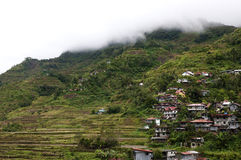 Banaue - Philippines Royalty Free Stock Photos