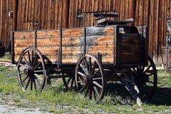 banbrytande vagn Royaltyfria Bilder