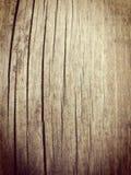 Banc assez en bois Photo libre de droits