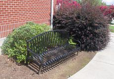 Banc de jardin Image stock