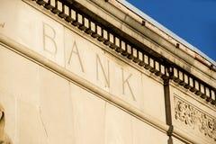 banca Immagine Stock Libera da Diritti