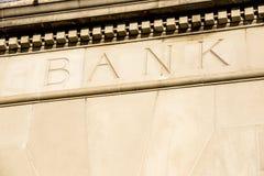 banca Fotografia Stock