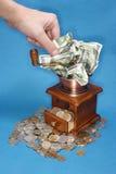 Banca americana Immagini Stock