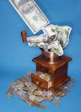 Banca americana Fotografia Stock Libera da Diritti