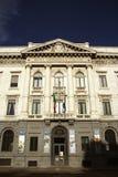 Banca Commerciale Italiana in Milan, Italy Royalty Free Stock Photos