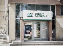 Banca di Agricole di credito Immagine Stock Libera da Diritti
