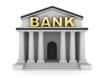 Banca di configurazione Fotografia Stock