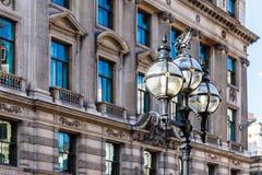 Banca di Inghilterra di mattina Fotografia Stock