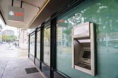 Banca di UBS fotografie stock libere da diritti