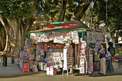 Banca mexicana fotografia de stock royalty free