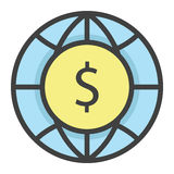 Banca mondiale Immagine Stock Libera da Diritti