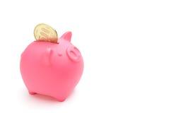 Banca Piggy Fotografie Stock