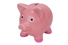 Banca Piggy Immagine Stock