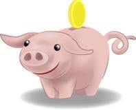 Banca Piggy Illustrazione Vettoriale