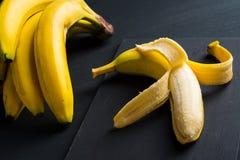 A banch of bananas Stock Photos