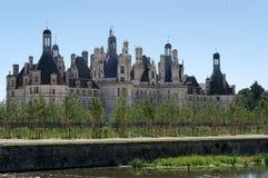 Banche del fiume Loira Immagine Stock