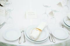 Banchetto Wedding Immagine Stock