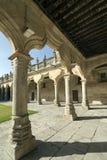 Banchi secondari della corte Salamanca Immagini Stock