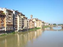 Banchina italiana Fotografia Stock