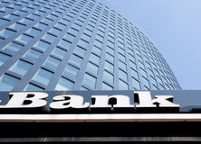 Banco Fotografia de Stock