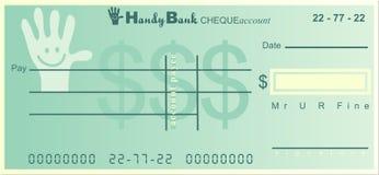 Banco acessível ilustração royalty free