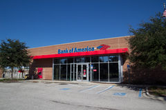 Banco Americano Foto de Stock