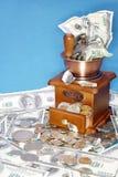 Banco americano Fotografia de Stock Royalty Free
