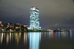 Banco Central Europeo Imagen de archivo libre de regalías
