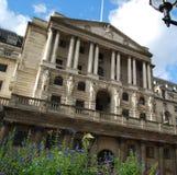 Banco da Inglaterra Foto de Stock Royalty Free
