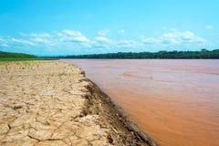 Banco de Beni River Foto de archivo