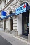 Banco de Erste, Áustria Fotografia de Stock