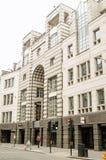 Banco de ING Barings, ciudad de Londres Fotografía de archivo libre de regalías