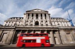 Banco de Inglaterra Foto de archivo libre de regalías