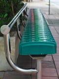 Banco de la parada de autobús Imagen de archivo