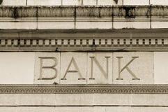 Banco de mármore Imagem de Stock Royalty Free