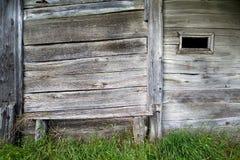 Banco de madera viejo Fotografía de archivo libre de regalías
