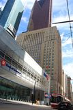 Banco de Montreal, Canadá Imágenes de archivo libres de regalías