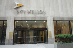 Banco de New York Mellon foto de stock