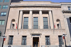 Banco de Nova Escócia, Ottawa Fotografia de Stock