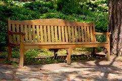 Banco de parque Foto de Stock Royalty Free