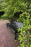 Banco de parque Imagen de archivo libre de regalías