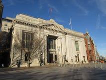 Banco de PNC en Washington DC céntrico Foto de archivo libre de regalías