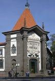 Banco de Portugal en Funchal, Madeira, Portugal Fotografía de archivo