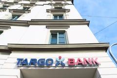 Banco de Targo Foto de archivo